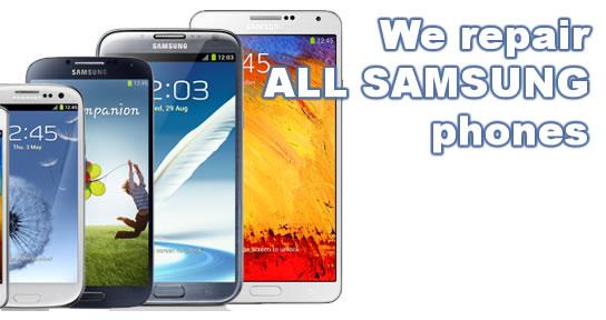 all samsung phones